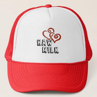 Raw Milk Love Trucker Hat