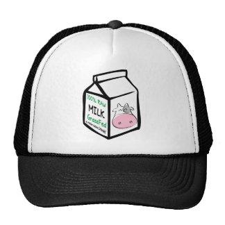 Raw Milk Organic Planet Hats