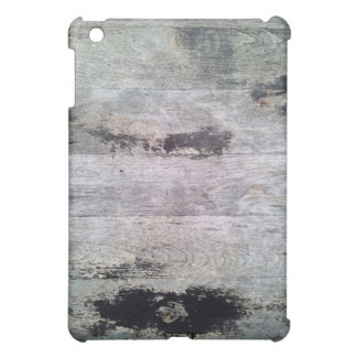 Raw Natural Wood Pattern Ipad Case