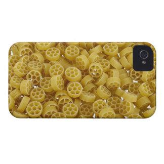 Raw pasta background Case-Mate iPhone 4 cases