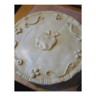 Raw Pie Flyer