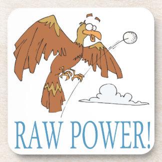 Raw Power Beverage Coaster
