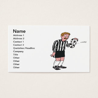 Raw Power Business Card