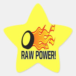 Raw Power Sticker