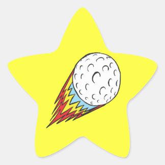 Raw Power Star Stickers