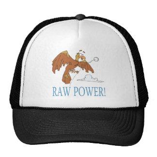 Raw Power Trucker Hat