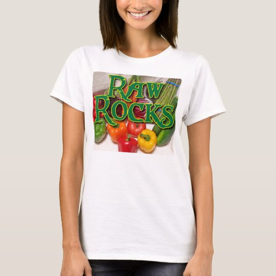 Raw Rocks T-Shirt