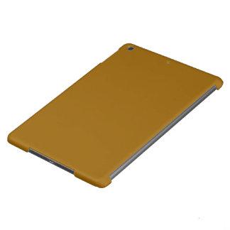 Raw Sienna colored iPad Air Case