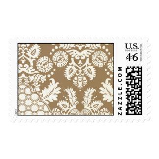 Raw Silk Ecru-BRO73 Postage Stamps