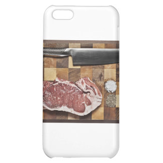 Raw Steak Case For iPhone 5C