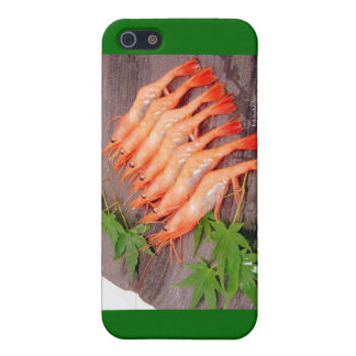 Raw Tempura Shrimp Tees Mugs Cards & Gifts Cases For iPhone 5