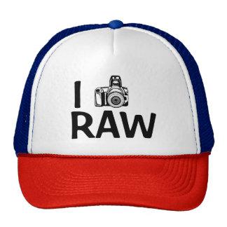 Raw Trucker Hat