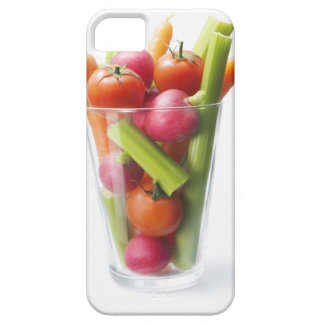 Raw vegetable shake iPhone SE/5/5s case