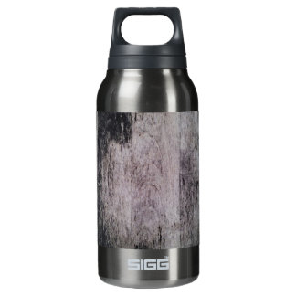 Raw Wood texture Insulated Water Bottle