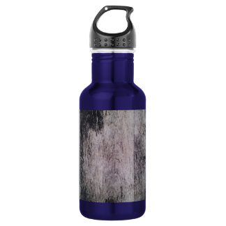 Raw Wood texture Stainless Steel Water Bottle