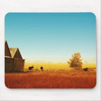 Rawdon everyday life mouse pad