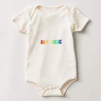 Rawkadelic Baby Bodysuit