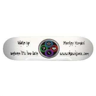 Rawksoul Skateboard