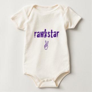 RawkStar Baby Bodysuit
