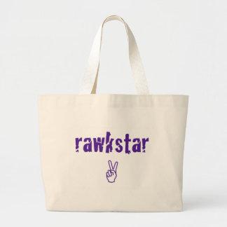RawkStar Large Tote Bag