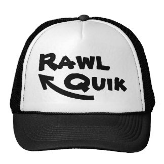 Rawl Quick v. 1 Trucker Hat