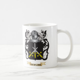 Rawlins Coat of Arms (Family Crest) Mugs