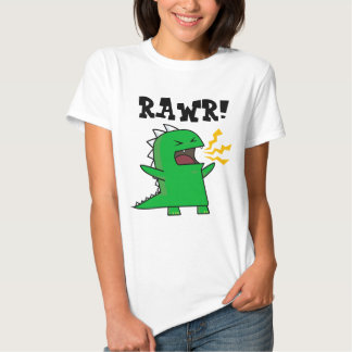 RAWR Dino - customizable! Shirt