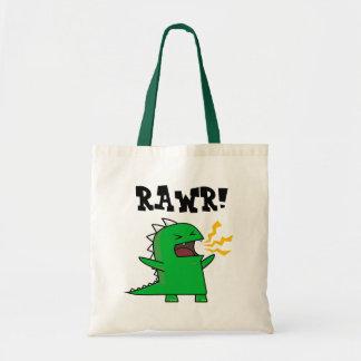 RAWR Dino - customizable! Tote Bag