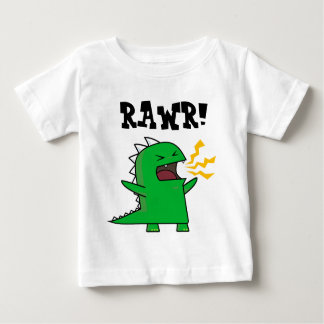 ¡RAWR Dino - personalizable! Camisas