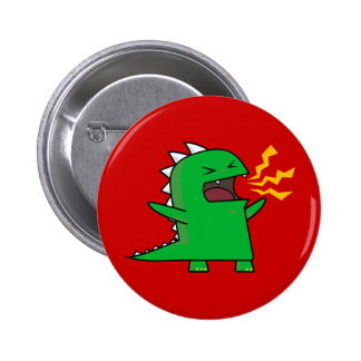 ¡RAWR Dino - personalizable! Pin