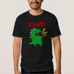 ¡RAWR Dino - personalizable! Remeras