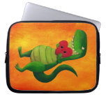 RAWR Dinosaur Love Laptop Computer Sleeves