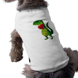 RAWR Dinosaur Love Pet Clothes