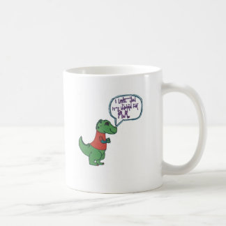 Rawr in Human Coffee Mug
