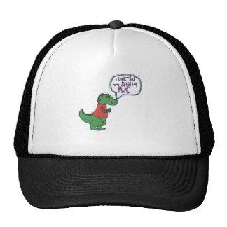 Rawr in Human Trucker Hat