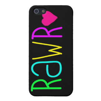 Rawr. Cover For iPhone 5/5S