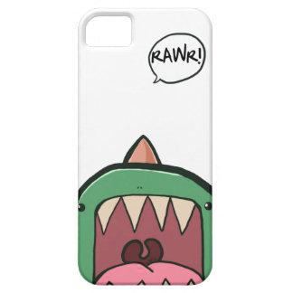 RAWR iPhone Case iPhone 5 Case