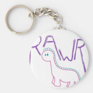 Rawr Key Chains