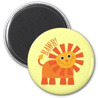 Rawr Lion Magnets