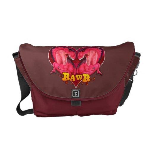 Rawr love a saurus bag