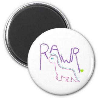 Rawr Fridge Magnets