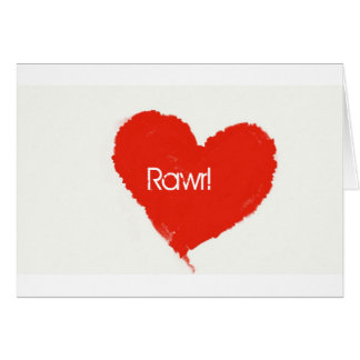 Rawr! means ily in dinosaur cards