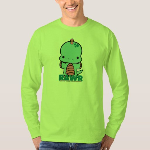 Rawr significa Rawr (el trullo) Camisas