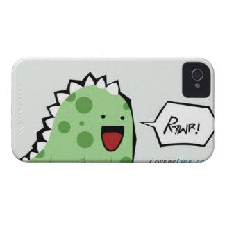 RAWR so cute Case-Mate iPhone 4 Case