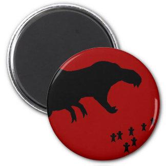 Rawr! T-Rex Magnet