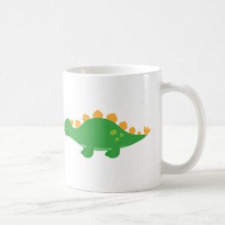 Rawr, this is mine, cute Stegosaurus dinosaur Coffee Mug