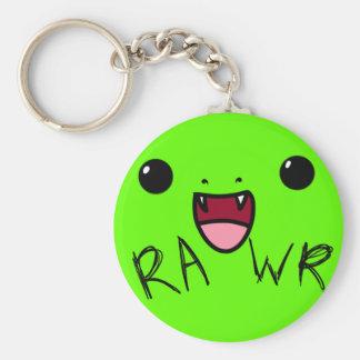 Rawr V.2 Key Chain