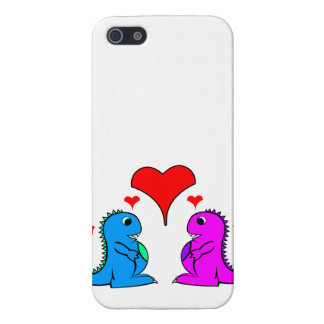 Rawrmyster and Miss Rawrs A Lot Meet iPhone Case Covers For iPhone 5