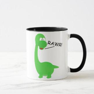 Rawrosaur Dinosaur Mug
