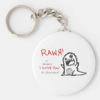 rawrr keychain